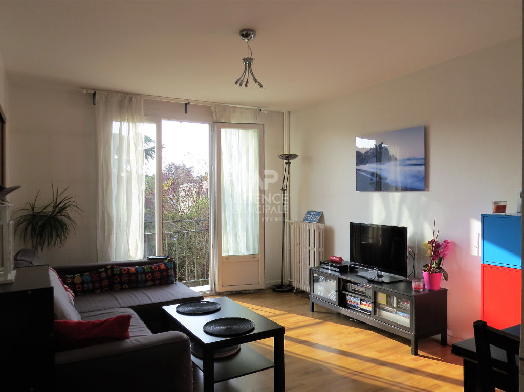 Appartement F3, 56 m²