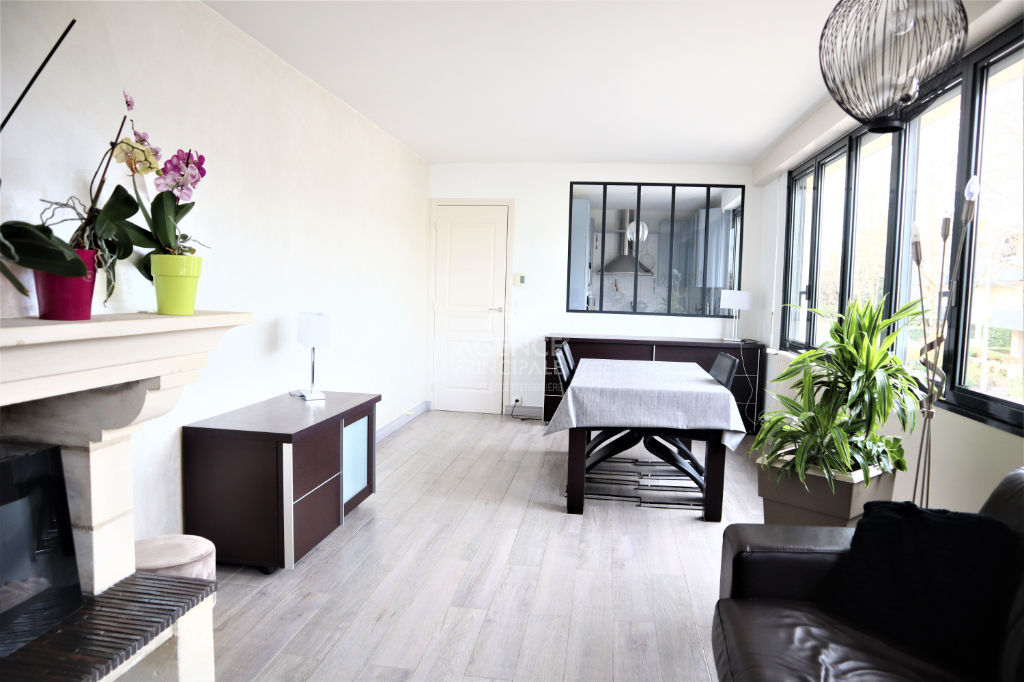 Appartement Chatou bas  92 m²