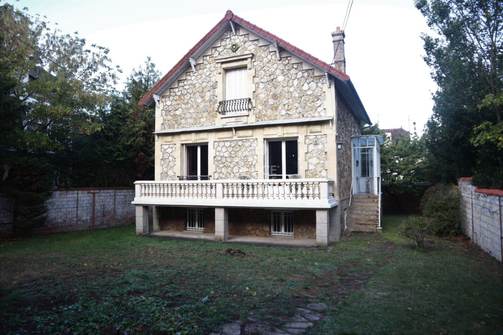 Maison de charme 125 m² triangle d'or Chatou, Le Vésinet, Croissy